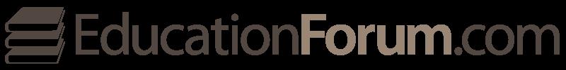 Welcome to educationforum.com